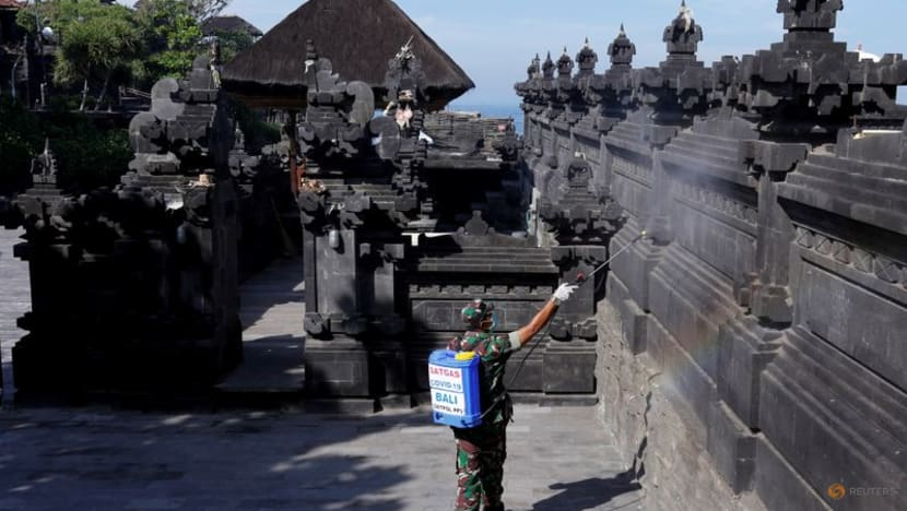 Indonesia may reopen to tourists from some countries in October, says minister