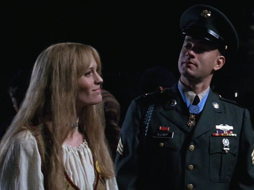 'I'll always be your girl': Robin Wright's tribute to Forrest Gump's 25th anniversary