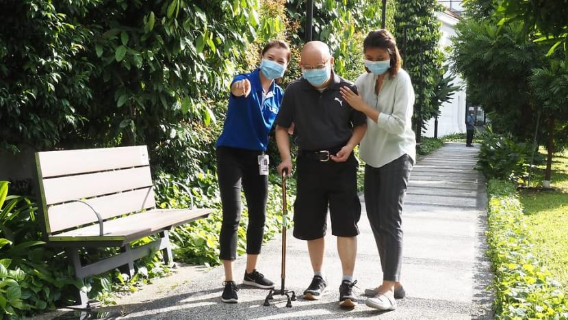 'The role is demanding': How a new resource aims to help caregivers during the COVID-19 pandemic