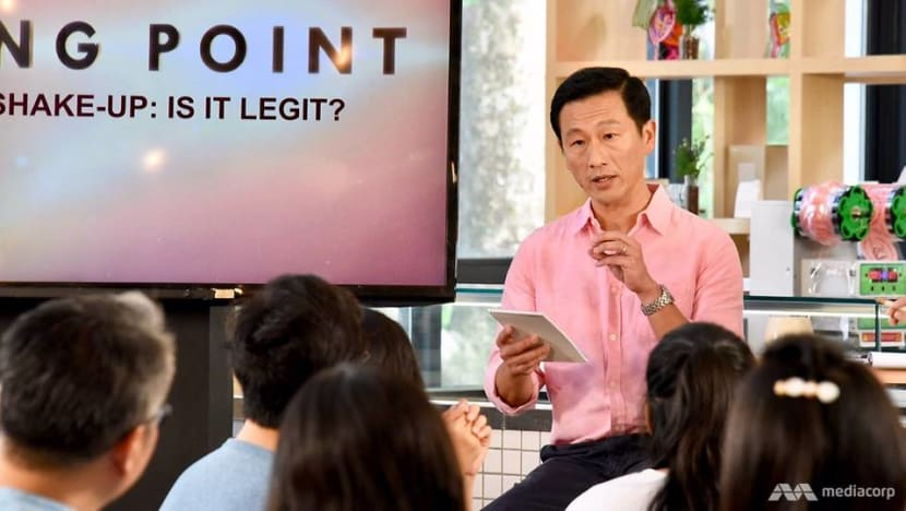 Mindset change needed on how society views exams: Ong Ye Kung