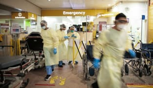 Rapidly rising COVID-19 cases putting 'serious strain' on hospitals, action needed: Task force
