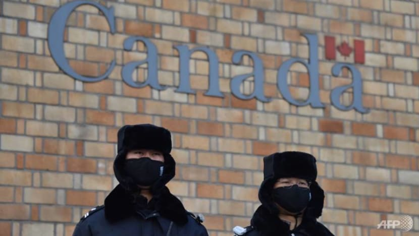Chinese court sentences Canadian drug suspect to death