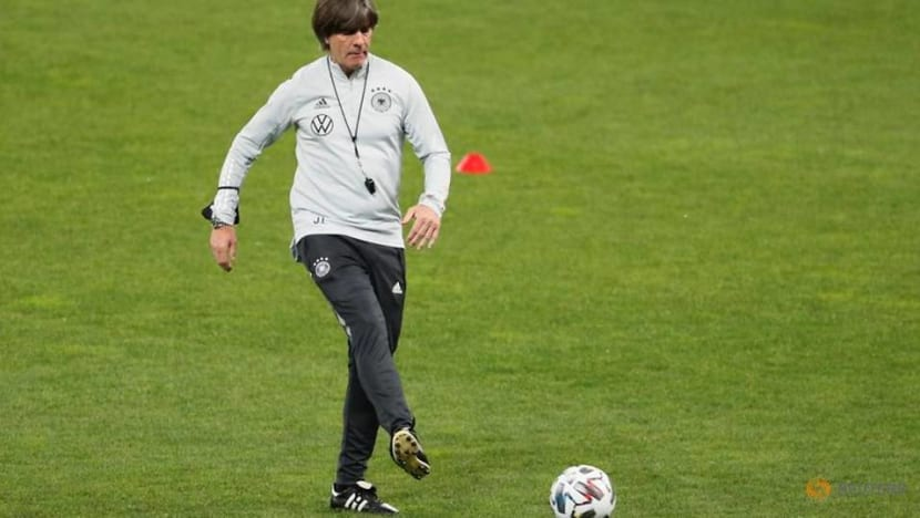 Loew to stay on as Germany coach despite 6-0 loss to Spain, says Bierhoff