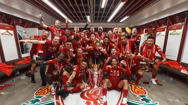新片上映:Liverpool FC: The End Of The Storm