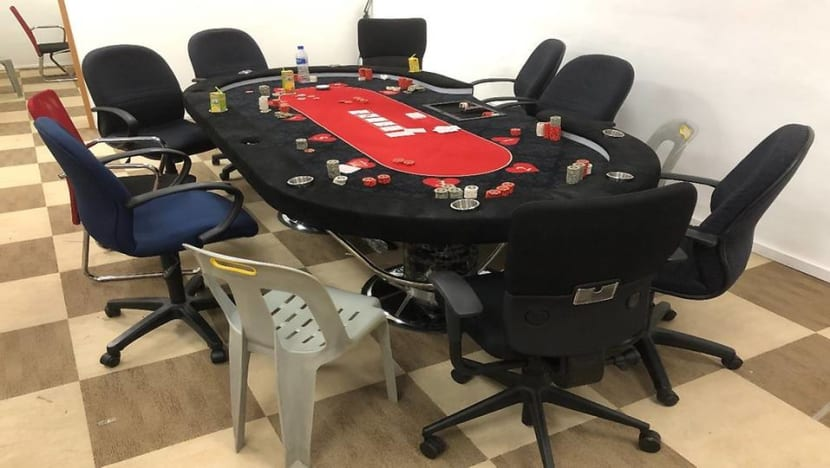 65 caught for offences including illegal gambling, drugs and vice-related activities
