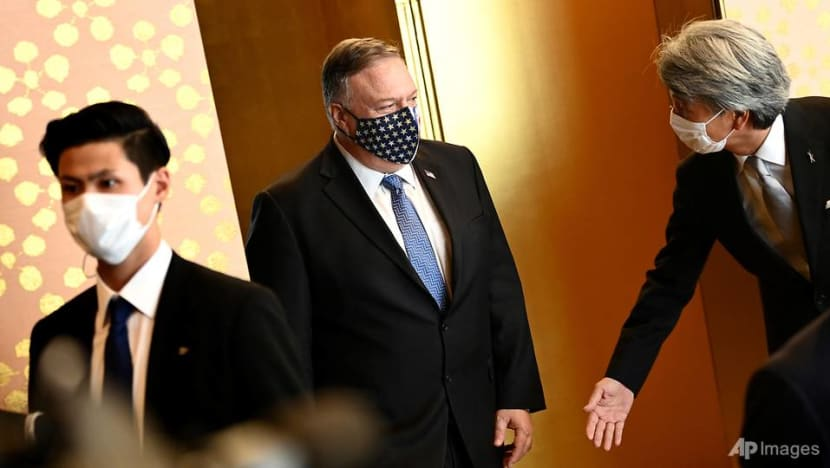 Pompeo in Japan to boost solidarity with Asian allies to counter China