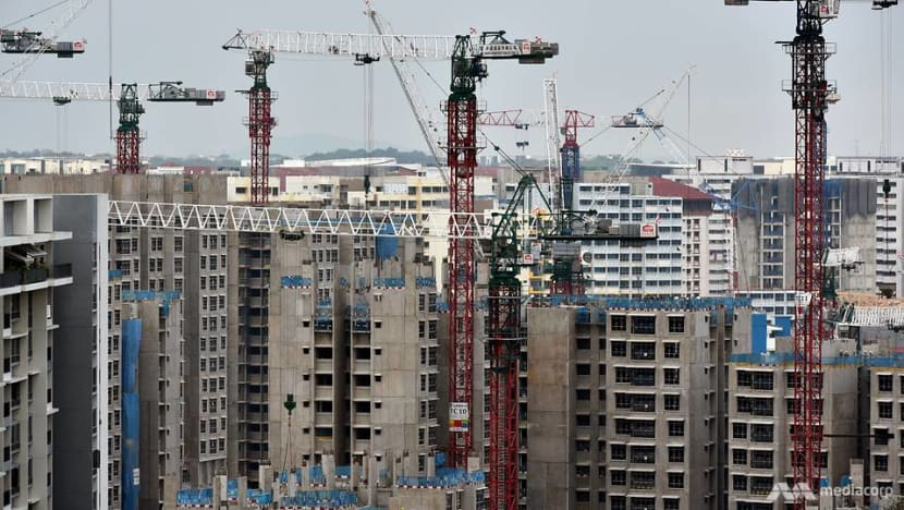 Contractors working on HDB projects to get more help, including protected prices for some raw materials