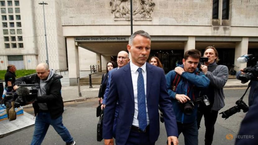 Football: Former Man Utd player Giggs pleads not guilty to assault as court hears details