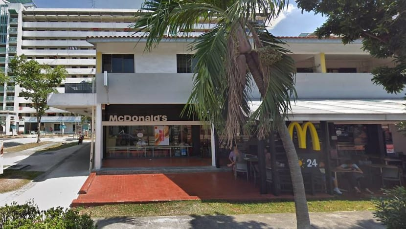 Five McDonald's Singapore employees diagnosed with COVID-19, 4 outlets closed until further notice