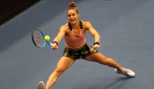 Greek Sakkari qualifies for season-ending WTA Finals