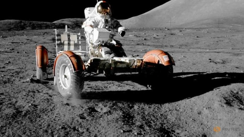 US firms GM, Lockheed aim for the moon with lunar rover venture