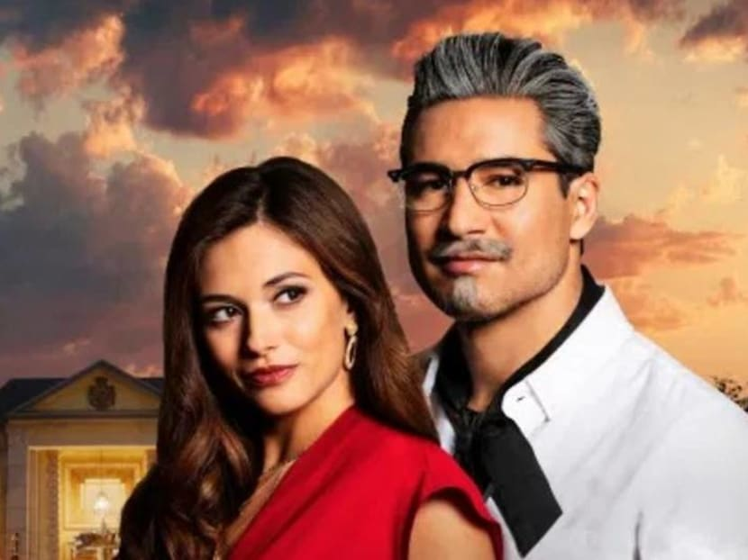 KFC's Colonel Sanders in a Lifetime romance movie? Watch the trailer