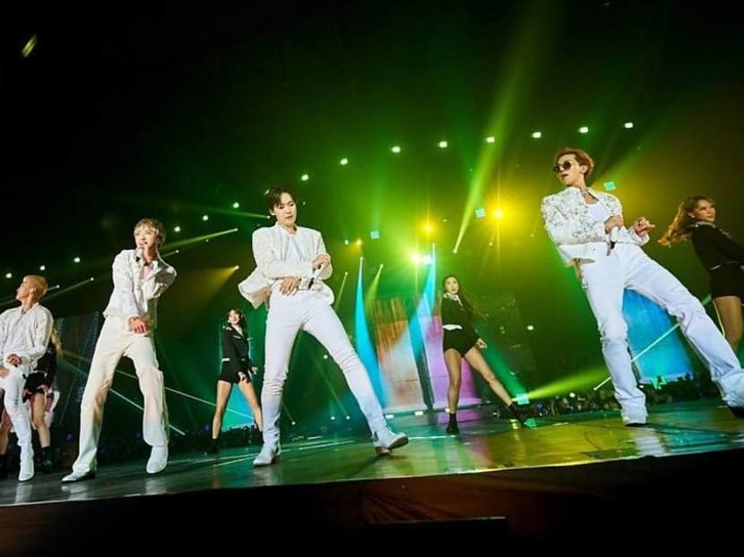K-pop group Winner concert, 3 Esplanade shows latest to be cancelled
