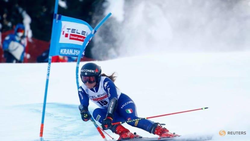 Alpine skiing: Olympic downhill champion Goggia to miss world championships