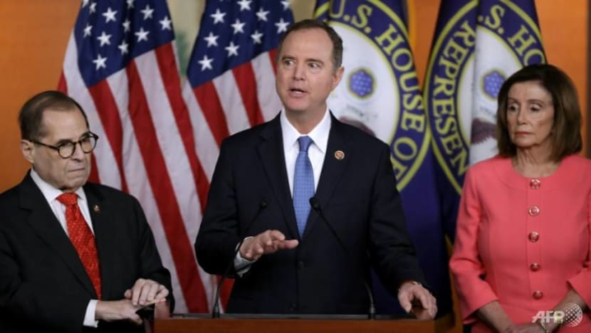 Democrats make case against Trump at historic impeachment trial