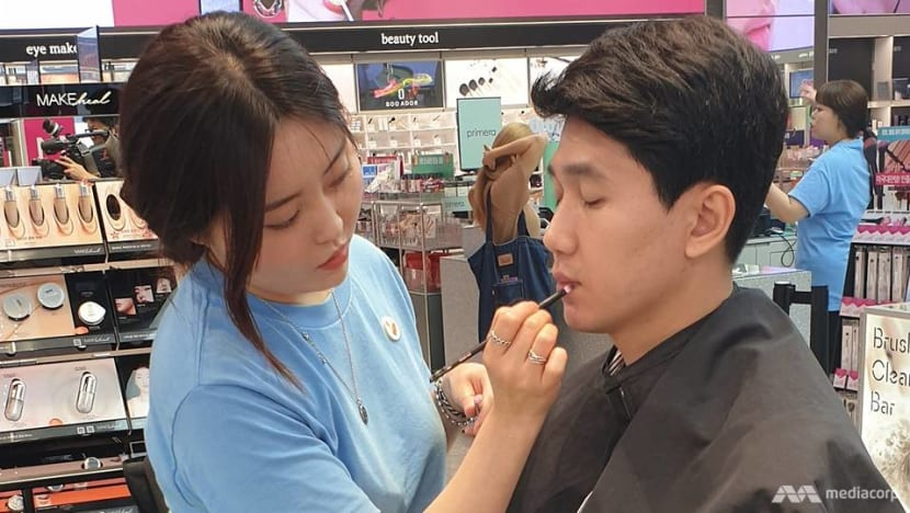 Putting the best face forward: How South Korean men are shaping the beauty industry