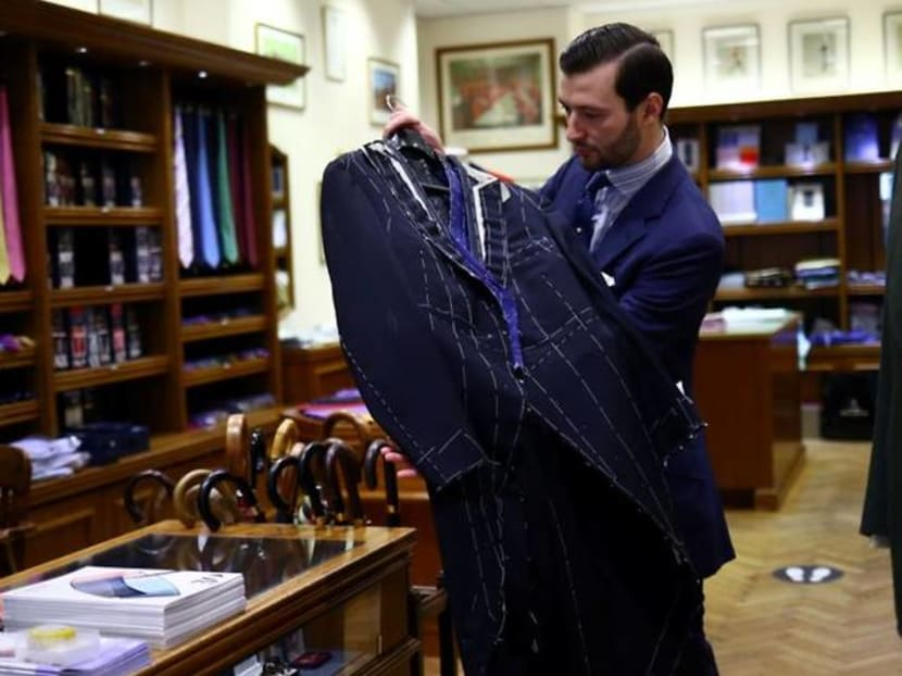 Men aren't buying suits anymore. What will happen to all the tailors?