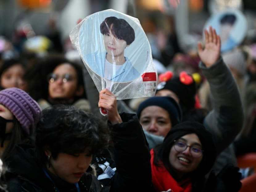Commentary: K-pop's hardcore fans are propelling social movements, but have blind spots