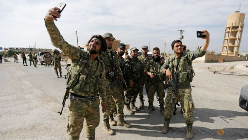What is the 'safe zone' Turkey wants in Syria?