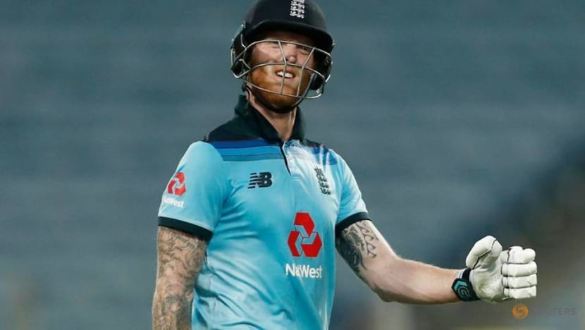 Cricket-England's Stokes ruled out of IPL season with broken finger