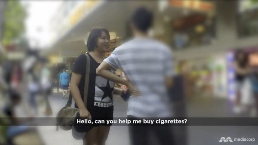 Underage smokers: The ease of getting cigarettes put to the test