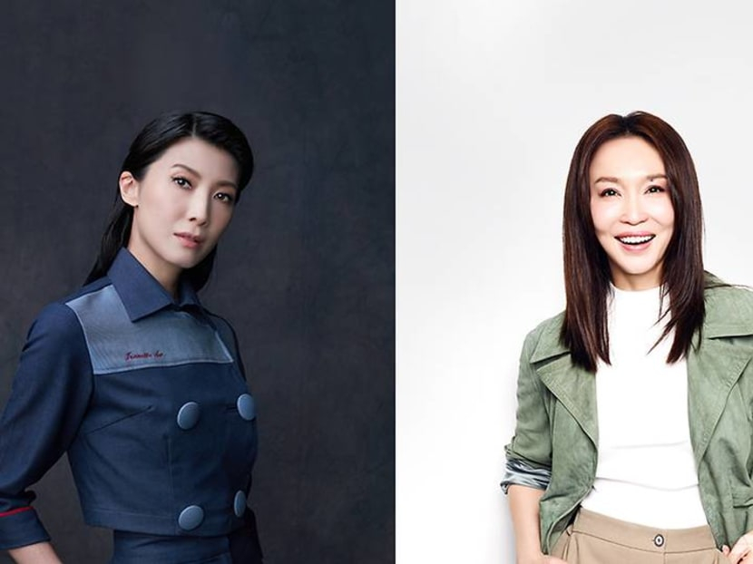 Want Fann Wong and Jeanette Aw to judge your cakes and other baked goods?