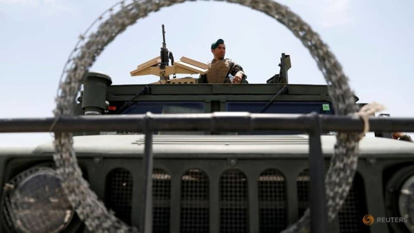 US says Afghanistan civil war one of many concerns