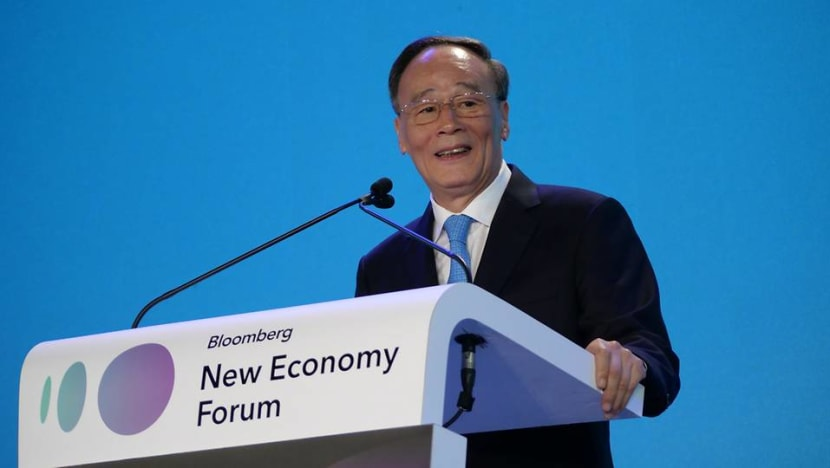 China ready for US talks on 'acceptable' trade solution for both: Vice-president Wang Qishan
