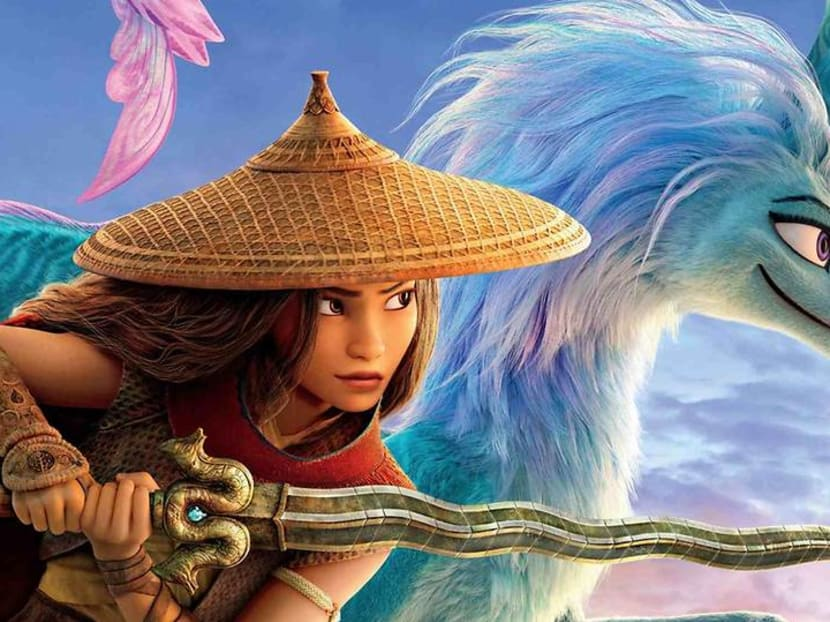 Raya And The Last Dragon is a dazzling adventure suitable for the whole family