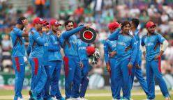Unfazed by uncertainty, Afghans chase T20 Cup semis dreams