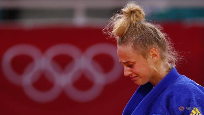 Olympics-Judo-Kosovo's Krasniqi wins first judo gold medal at Tokyo 2020