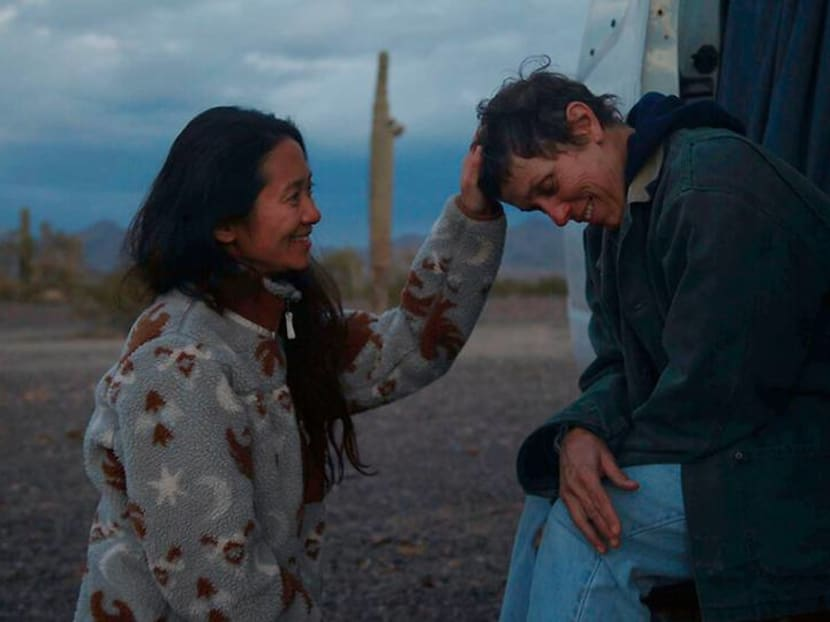 Nomadland wins 4 BAFTAs including best picture, director, actress