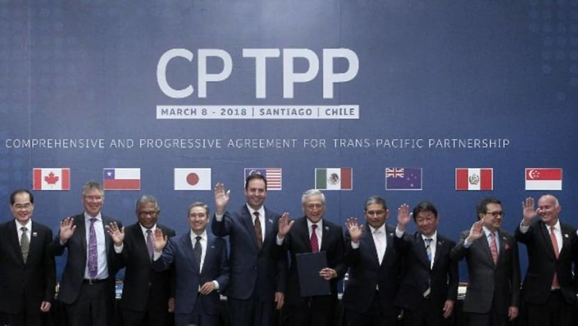 CPTPP to boost Singapore's total exports, GDP by 0.2%