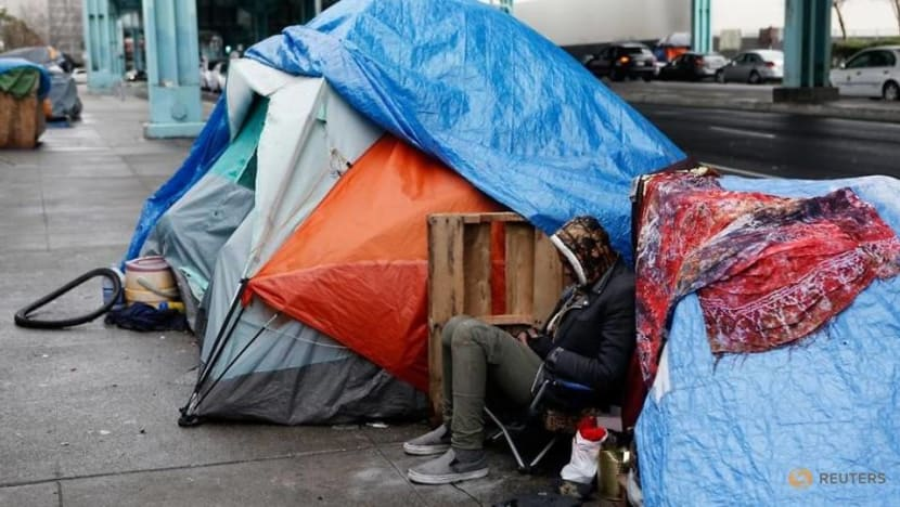 Trump administration rejects California request for homeless funds