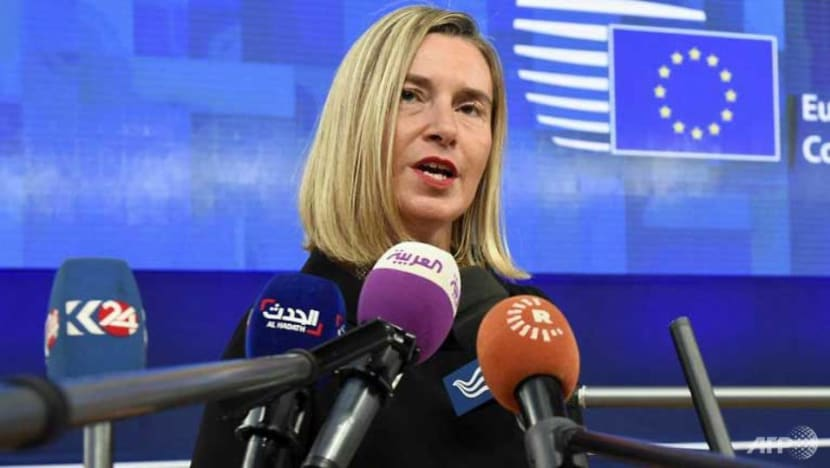EU builds ties with Asia in face of US protectionism