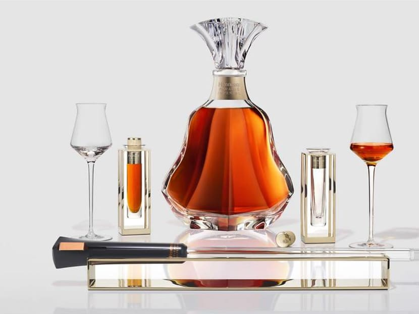 Why apprentice tasters in Hennessy have to remain silent for at least five years