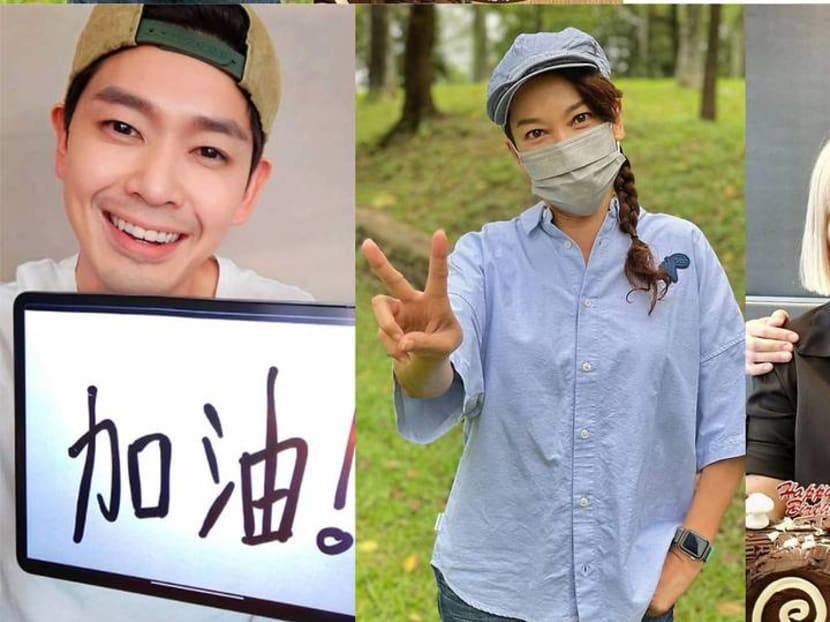 Elvin Ng, Kym Ng, Romeo Tan and other local celebs want you to stay #SteadyLah
