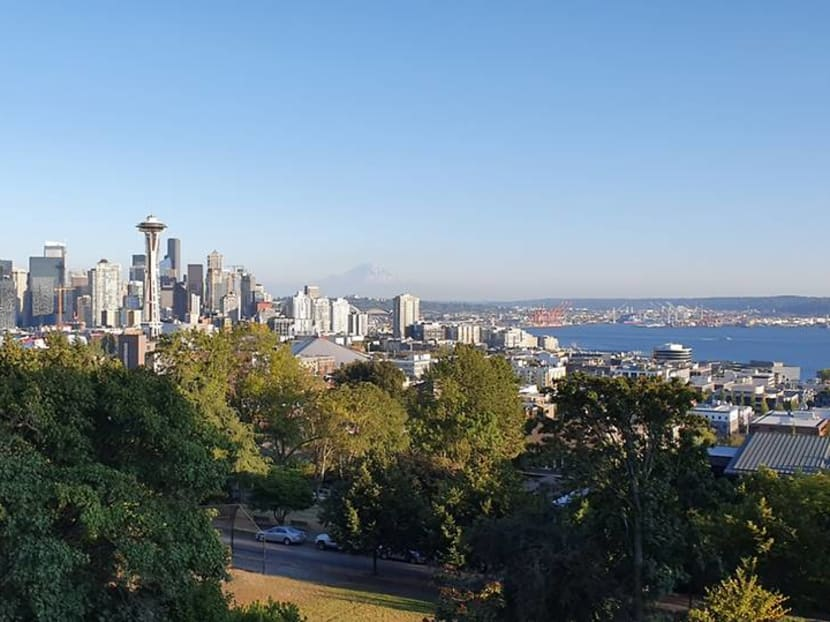 Looking for killer whales and hiking up a volcano in Seattle – California's got competition