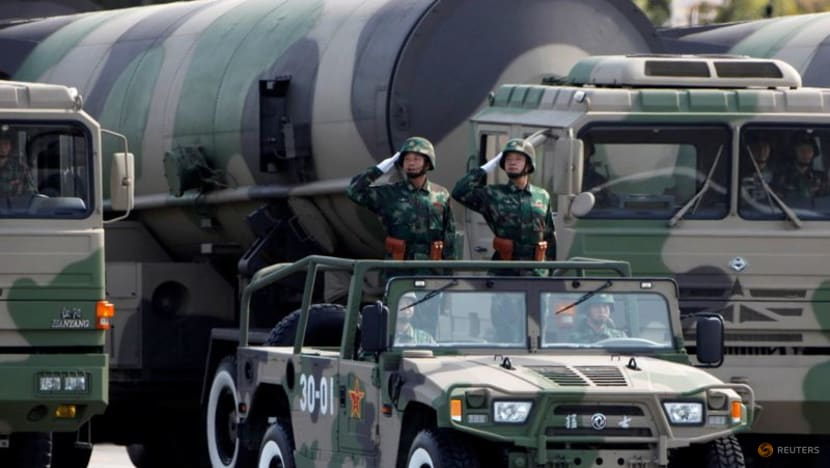 China will soon surpass Russia as a nuclear threat: Senior US military official
