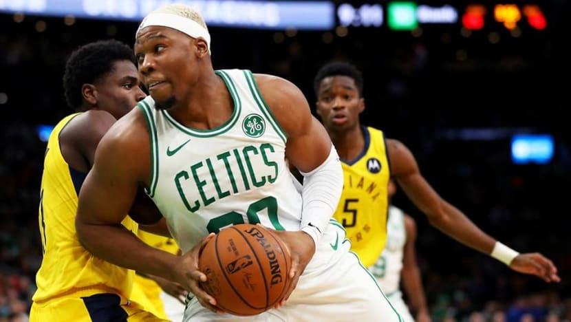 Basketball: French player Guerschon Yabusele fined in China for not looking at flag