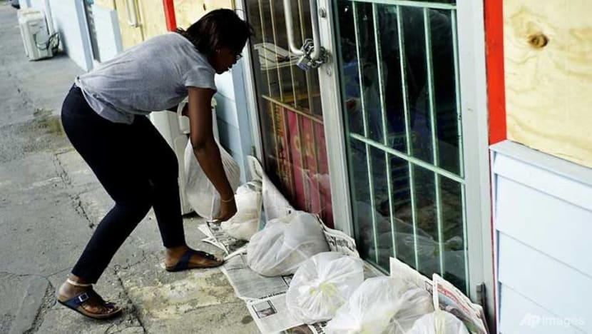 'Catastrophic' Dorian pounds Bahamas, US evacuates coast