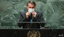 Bolsonaro tells UN he rejects COVID-19 vaccine passports