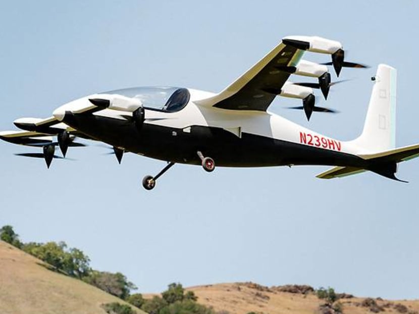 A Tesla in the sky? Flying cars may soon become a reality