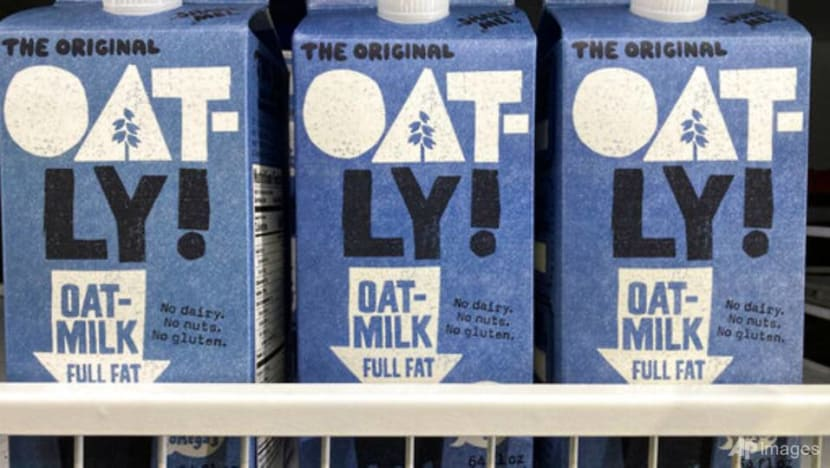 Oatly surge shows alternative food remains hot commodity