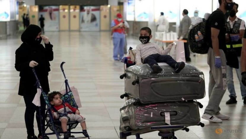 Kuwait limits overseas airport arrivals after COVID-19 variant detected