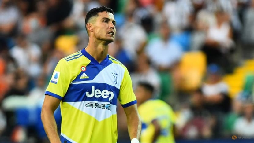 Football:Man United agree deal to re-sign Ronaldo from Juventus