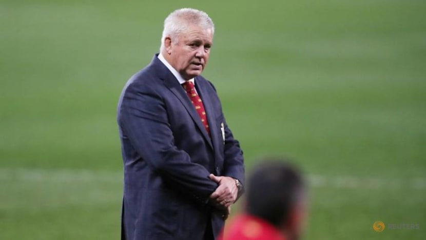 Rugby: Lions starved of chances in disappointing second half, says Gatland