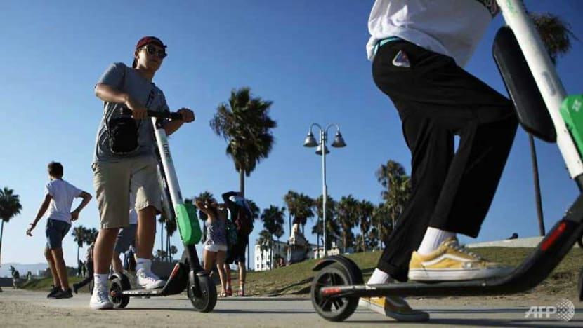 Injuries pile up with e-scooter craze in US: Survey
