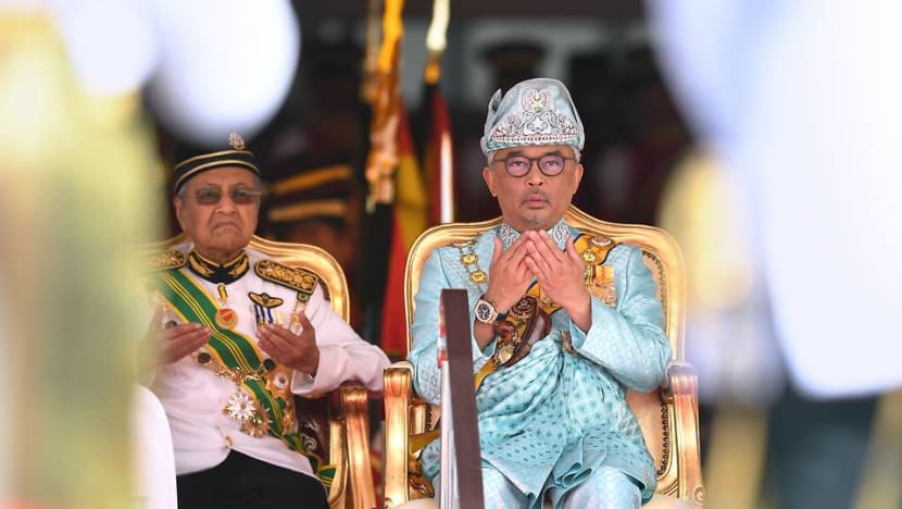 Malaysian king appoints Mahathir as interim PM after accepting his resignation
