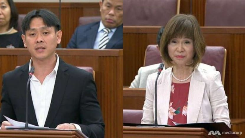 Charging for carrier bags one way to rid Singapore of 'throwaway culture': Louis Ng